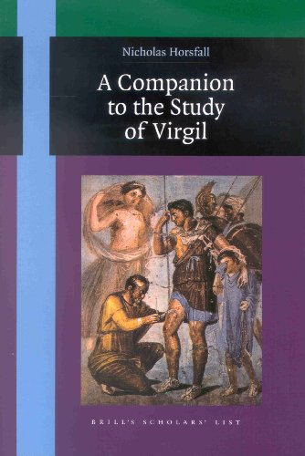 9789004118706: A Companion to the Study of Virgil