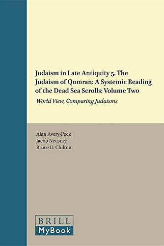 Judaism in late antiquity. Part 5 the Judaism of Qumran: A Systemic Reading of the Dead Sea Scrolls: Volume Two: World View, Comparing Judaisms. (Handbook of oriental studies : Sect. 1, The Near and Middle East ; Vol. 57). Sprache englisch. - Neusner, Jacob and Alan J. Avery-Peck (ed.), B. Spuler (Hrsg.)