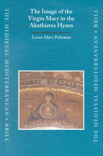 The Image of the Virgin Mary in the Akathistos Hymn (Hardback): Leena Mari Peltomaa