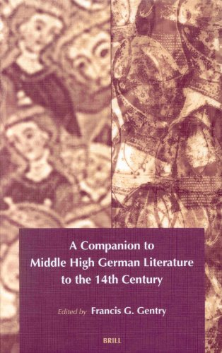 A Companion to Middle High German Literature to the 14th Century (Hardback)