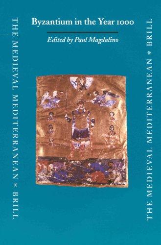 9789004120976: Byzantium in the Year 1000 (Medieval Mediterranean)