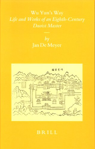 9789004121362: Wu Yun's Way: Life And Works of an Eighth-Century Daoist Master