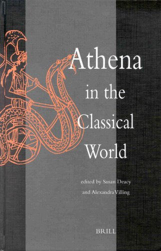9789004121423: Athena in the Classical World