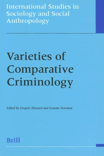 Varieties of Comparative Criminology (Paperback)