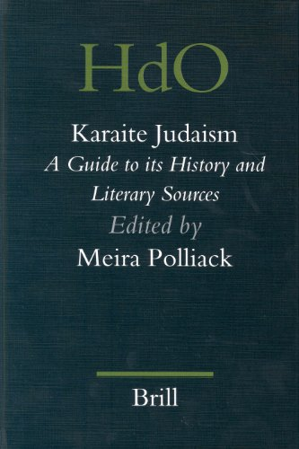 Karaite Judaism: A Guide to its History and Literary Sources (Hardback)