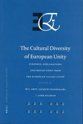 9789004122994: The Cultural Diversity of European Unity: Findings, Explanations and Reflections from the European Values Study (European Values Studies)