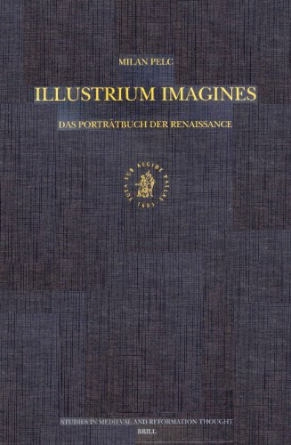 Illustrium Imagines: Das Portratbuch der Renaissance (Hardback): Milan Pelc