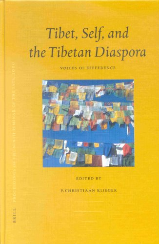 9789004125551: Proceedings of the Ninth Seminar of the Iats, 2000. Volume 8: Tibet, Self, and the Tibetan Diaspora: Voices of Difference (Brill's Tibetan Studies Library / Proceedings of the Ninth S)