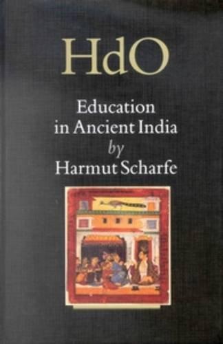 Education in Ancient India: Hartmut Scharfe