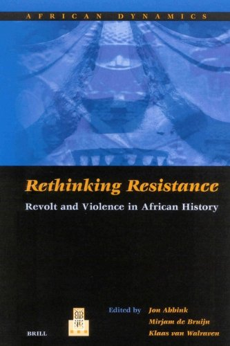 9789004126244: Rethinking Resistance: Revolt and Violence in African History (African Dynamics, 2)