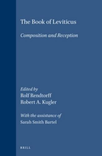 The Book of Leviticus: Composition and Reception (Hardback)