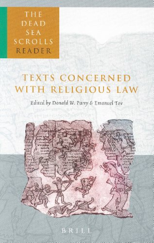 The Dead Sea Scrolls Reader, Volume 1 Texts Concerned with Rthe Dead Sea Scrolls Reader, Volume 1 ...