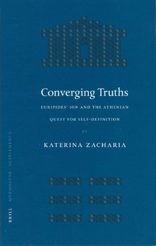 9789004130005: Converging Truths: Euripides'