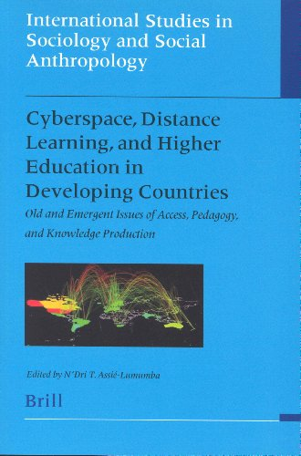 Cyberspace, Distance Learning, and Higher Education : Old and Emergent Issues of Access, Pedagogy...