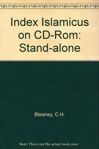 Index Islamicus on CD-ROM, Edition 6, Stand-Alone: C. H. Bleaney
