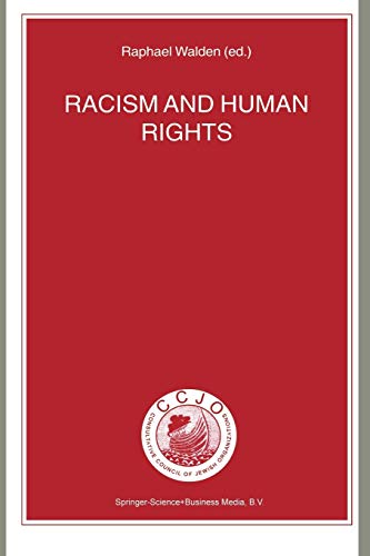 9789004136519: Racism and Human Rights (Nijhoff Law Specials) (No. 58)