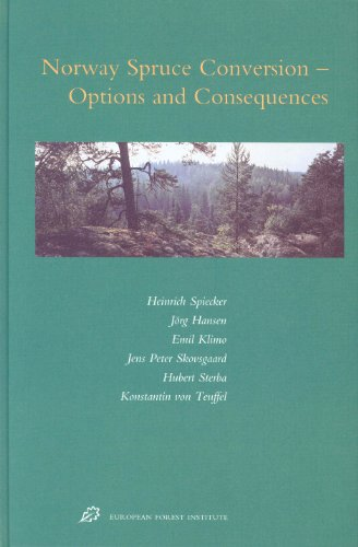 Norway Spruce Conversion: Options and Consequences (Hardback)