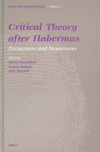 Critical Theory After Habermas: Encounters and Departures (Hardback)