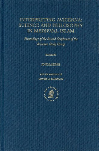 Interpreting Avicenna: Science and Philosophy in Medieval