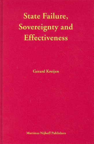 9789004139657: State Failure, Sovereignty And Effectiveness: Legal Lessons from the Decolonization of Sub-Saharan Africa (Developments in International Law)