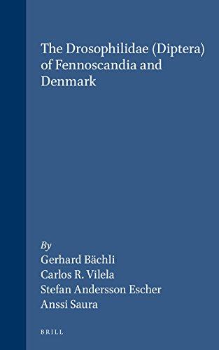 9789004140745: The Drosophilidae (Diptera) of Fennoscandia and Denmark (Fauna Entomologica Scandinavica)