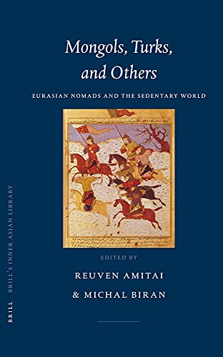 9789004140967: Mongols, Turks, and Others: Eurasian Nomads and the Sedentary World (Brill's Inner Asian Library)