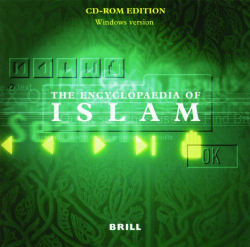 9789004141148: Encyclopaedia Of Islam. CD-ROM Edition