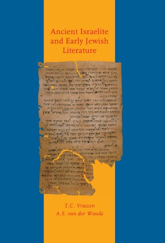 9789004141810: Ancient Israelite And Early Jewish Literature: Tenth, Completely Revised Edition Of De Literatuur Van Oud-israel