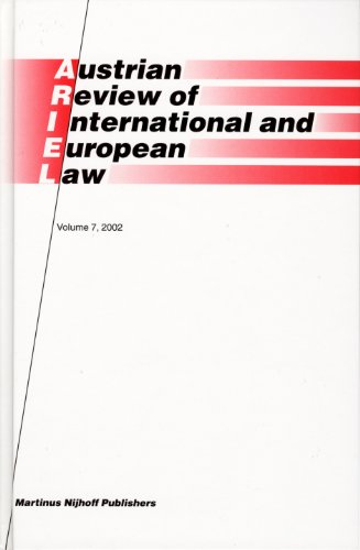 Austrian Review of International and European Law 2002 (Hardback)