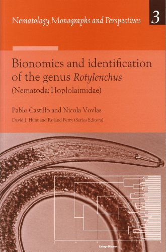 9789004142299: Bionomics And Identification Of Rotylenchus Species (Nematology Monographs and Perspectives)