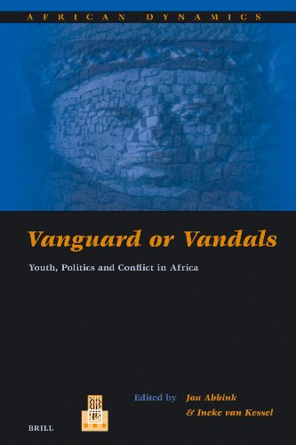 9789004142756: Vanguard or Vandals: Youth, Politics and Conflict in Africa (African Dynamics)