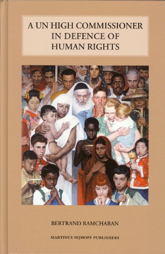 A UN High Commissioner in Defence of Human Rights: No License to Kill or Torture (Hardback): ...