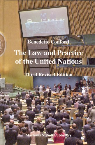 9789004143081: The Law and Practice of the United Nations (Legal Aspects of International Organization)
