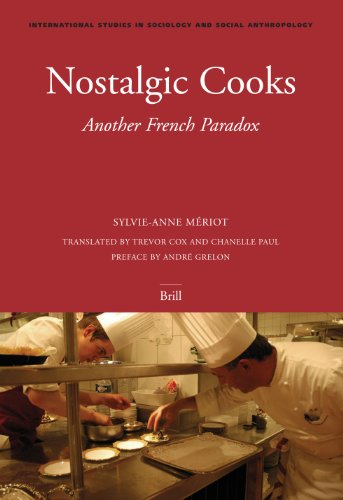 Nostalgic Cooks: Another French Paradox (Paperback)