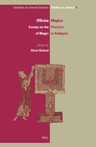 Officina Magica: Essays on the Practice of Magic in Antiquity (Hardback)