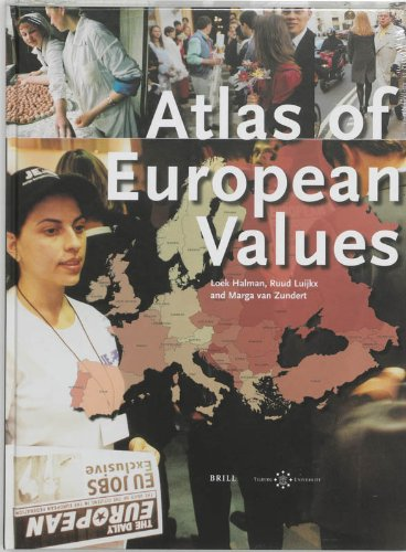 9789004144606: Atlas of European values (European Values Studies)
