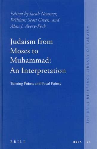 Judaism from Moses to Muhammad: An Inter Turning Points and Focal Points