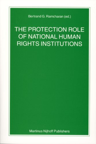 The Protection Role of National Human Rights Institutions (Paperback)