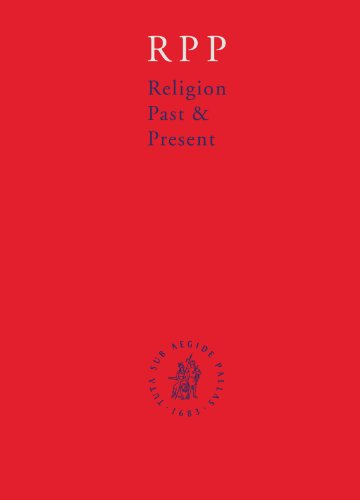 Religion Past and Present (F-Haz): Encyclopedia of Theology and Religion (Hardback): Hans Dieter ...
