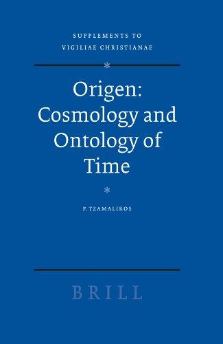 Origen: Cosmology and Ontology of Time (Hardback): Panayiotis Tzamalikos