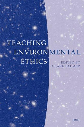 9789004150058: Teaching Environmental Ethics
