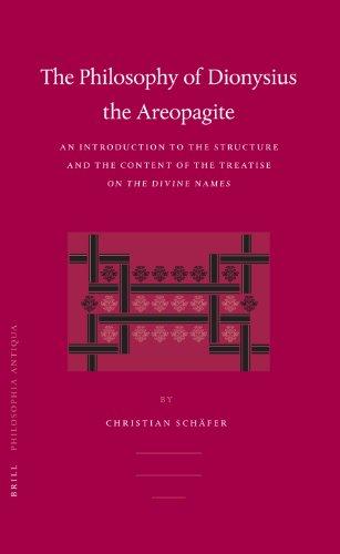9789004150942: The Philosophy of Dionysius the Areopagite (Philosophia Antiqua)