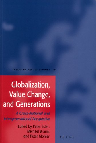 Globalization, Value Change And Generations: Braun, Michael (edt);