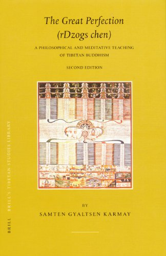 9789004151420: The Great Perfection (rdzogs chen) (Brill's Tibetan Studies Library)
