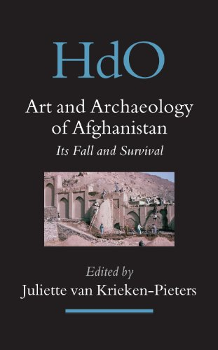 Art And Archaeology of Afghanistan: Its Fall And Survival : a Multi-disciplinary Approach: Juliette...