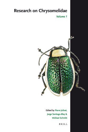 9789004152045: Research on Chrysomelidae (v. 1)