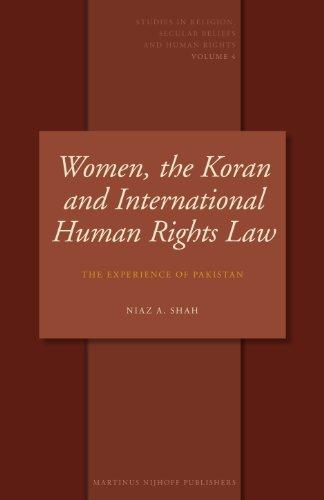 Women, the Koran and International Human Rights: Niaz Shah