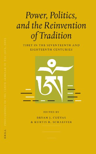 9789004153516: Power, Politics, and the Reinvention of Tradition: Tibet in the Seventeenth and Eighteenth Centuries (Proceedings of the Tenth Seminar of the IATS, 2003, 3) (v. 3)