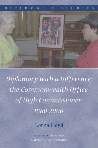 Diplomacy with a Difference: The Commonwealth Office of High Commissioner, 1880-2006 (Hardback): ...