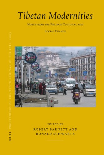Proceedings of the Tenth Seminar of the IATS, 2003: Tibetan Modernities Volume 11: Notes from the ...